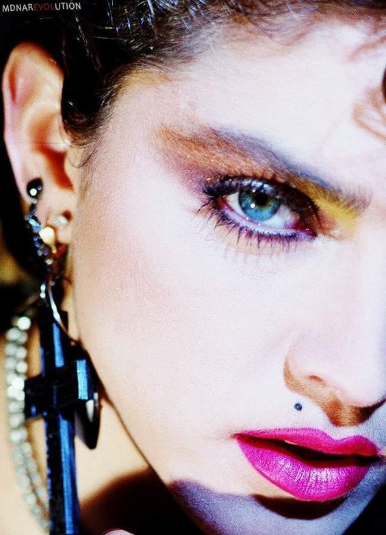 Hottest Madonna Photos of the Mid-80's!