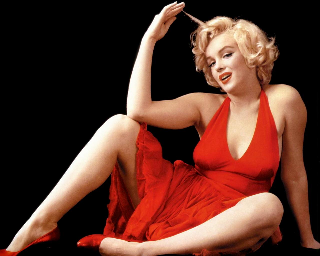 The-Hot-Looking-Marilyn-Monroe